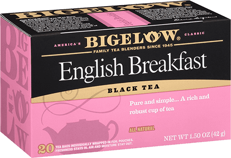 Bigelow - English Breakfast (28 bags) - Tea - Tea Bags