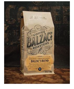 Balzac's - Whole Bean - Balzac's Blend (12oz)