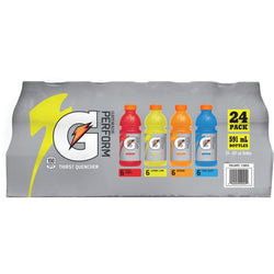 Gatorade - 4 Flavour Sports Drink (24x591mL)