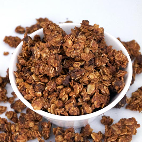 Dark Chocolate Granola Clusters (Case)