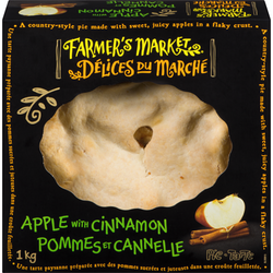 Farmer's Market  Apple With Cinnamon Pie (1 kg)