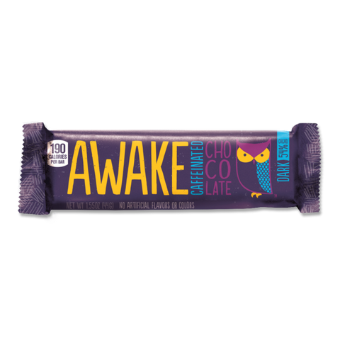 Awake - Dark Chocolate Bites (2 pack) - (12x30g)