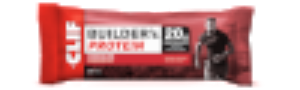 Clif Builder's Protein - Chocolate (12x68g)