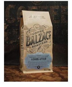 Balzac's - Whole Bean - A Dark Affair (12oz)