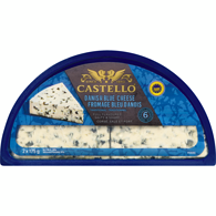Castello Traditional Blue Cheese (350 g)