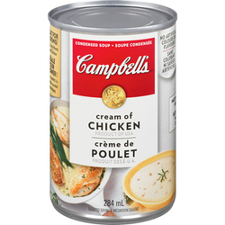 Cream Of Chicken Soup  (284 mL)