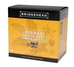 Bridgehead - Buenas! - Medium (20 pack)