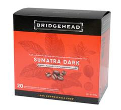 Bridgehead - Sumatra - Dark (20 pack)