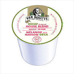 Van Houtte - Original House Decaf  (24 pack) - Coffee - Pod - Recycling