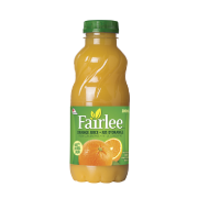 Fairlee Orange Juice (24x300ml)