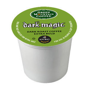 GMCR - Dark Magic  (24 pack) - Coffee - Pod - Recycling
