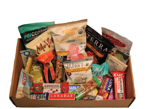Snack Box (various sizes)