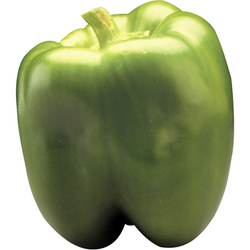 Sweet Green Peppers (1 each)