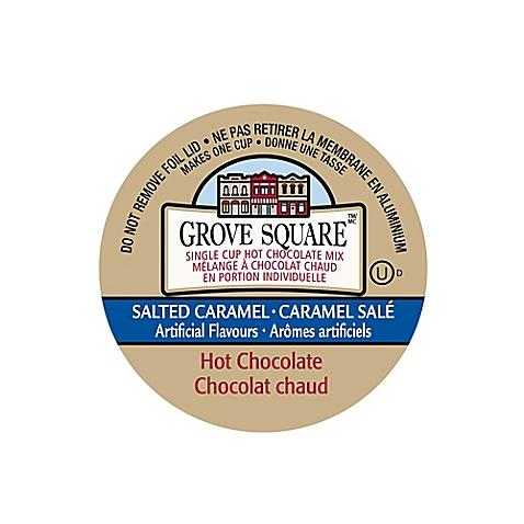 Grove Square - Hot Chocolate - Salted Caramel (24 pack)