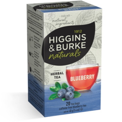 Higgins & Burke - Blueberry (20 bags)