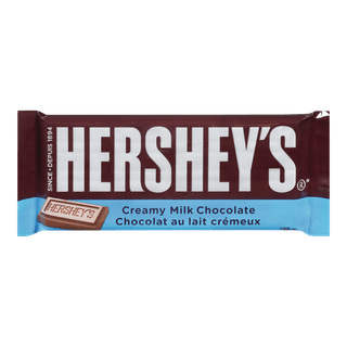Hershey' Milk Chocolate Bar (100g)