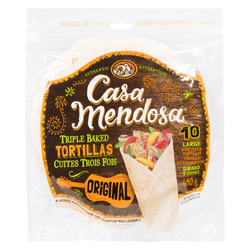 Casa Mendosa Large Original Tortillas (640 g)