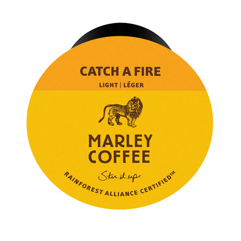 Marley Coffee - Catch a Fire (24 pack)