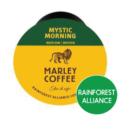 Marley Coffee - Mystic Morning  (24 pack)