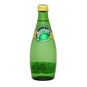 Perrier Sparkling Mineral Water (Glass) (24x330ml)