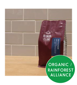 Reunion Island - Whole Bean - Organic - Privateer Dark (12oz)
