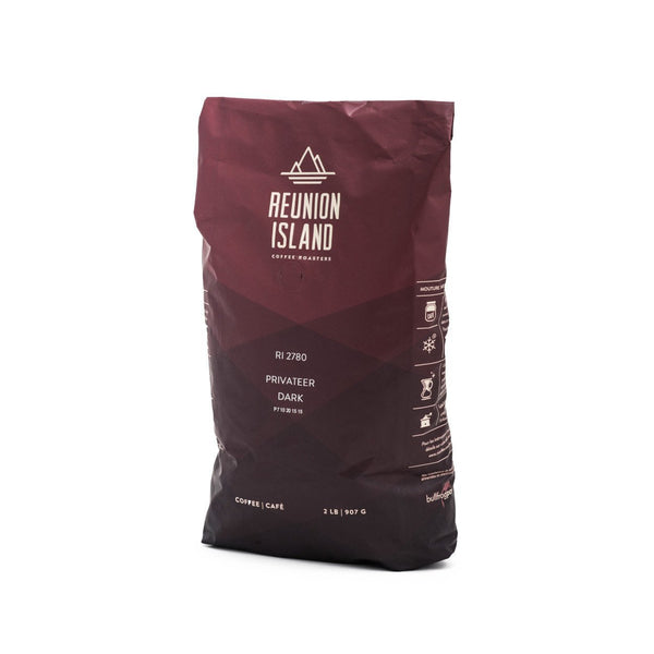 Reunion Island - Whole Bean - Privateer Dark (2 lb)