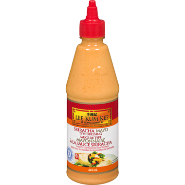 Lee Kum Kee Dressing, Sriracha Mayonnaise (445 mL)
