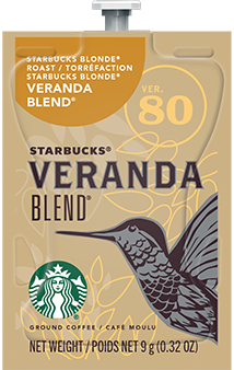 Starbucks - Veranda (20 packs)