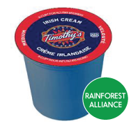 Timothy's - Irish Cream  (24 pack)