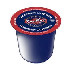 Timothy's - Colombian La Vereda  (24 pack)
