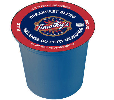 Timothy's - Breakfast Blend (24 pack)