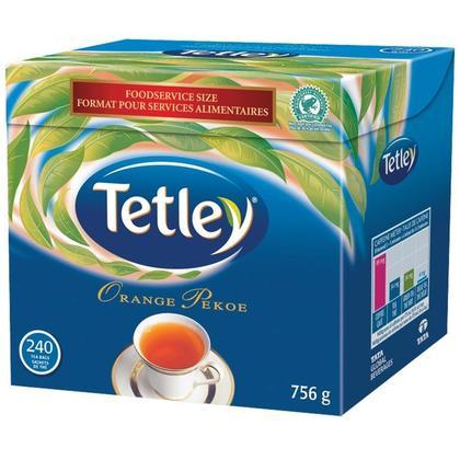 Tetley - Orange Pekoe (240 bags)