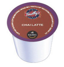 Timothy's - Chai Latte (24 pack)