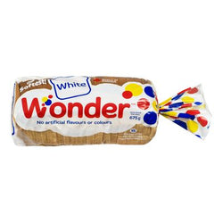 Sliced Bread - Wonder White