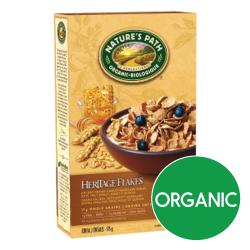 Nature's Path Cereal - Heritage Flakes (375g)