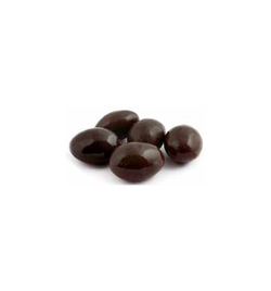 Dark Chocolate Covered Almonds (one tub - 700g)