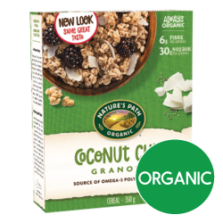 Nature's Path - Coconut Chia Granola
