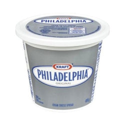 Philadelphia Cream Cheese (340g)
