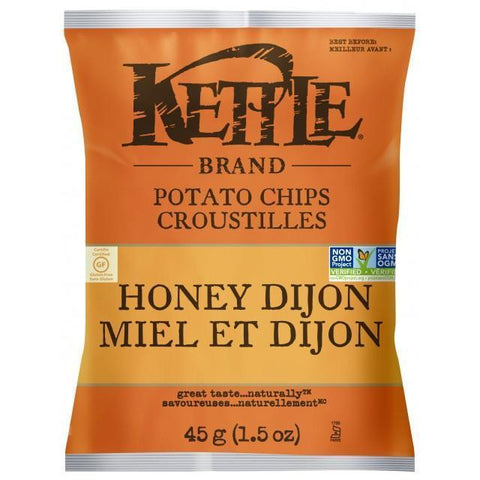 Kettle Chips - Honey Dijon (24x45g)
