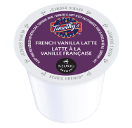 Timothy's - French Vanilla Latte (24 pack)