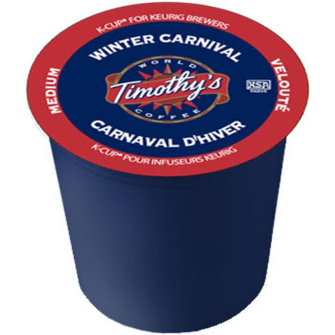 Timothy's - Winter Carnival (24 pack)