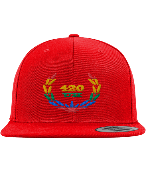 420uk Pride Flap peak Cap - 420UK