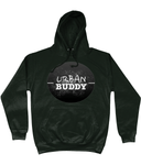 Urban Buddy Hoody - dark