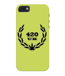 iPhone 5/5S/SE Full Wrap Case 420 UK - 420UK