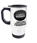 Urban Buddy Travel Mug