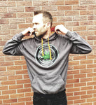 Carrickfergus Cannabis Club Hoody - 420UK