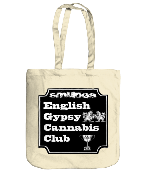 Smudga English Gypsy CC Tote Bag