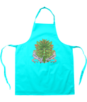 Green man Compassion Apron - 420UK