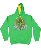 Green man Compassion Hoody - 420UK
