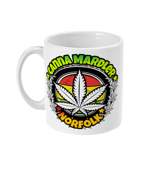 Canna Mardler Norfolk Coffee mug - 420UK